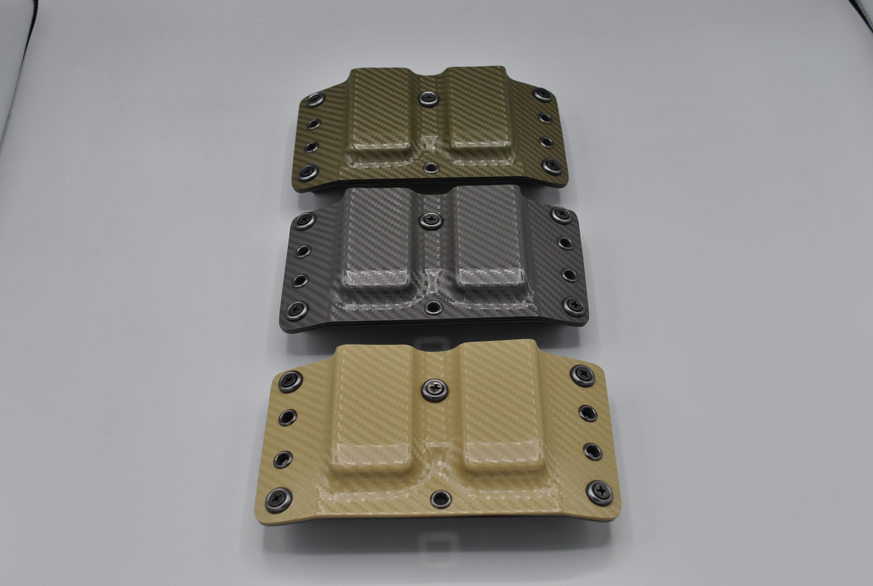 OWB - 9mm /  40 / Double Stack Double Mag Carrier