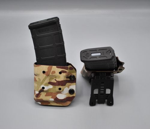 OWB – 9mm /  40 / Double Stack Double Mag Carrier – Phalanx